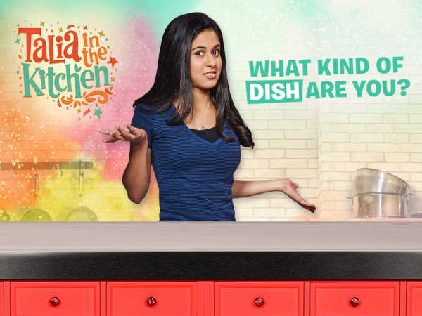 Talia In The Kitchen: What Kind Of Dish Are You? game