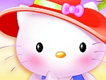 Hello Kitty Summer Break Game game