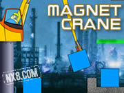 Magnet Crane game