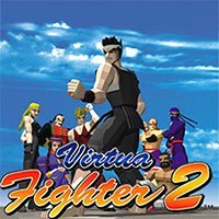 Virtua Fighter 2 game