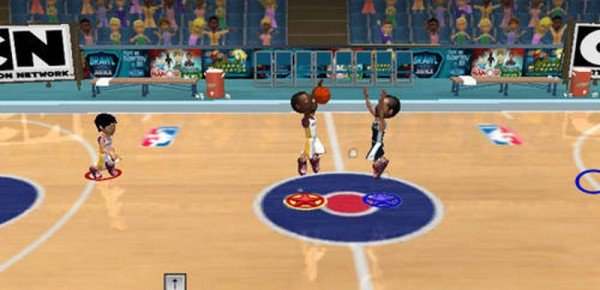 play Nba Hoop Troop