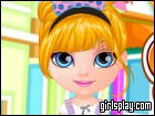 Baby Barbie Shopping Spree game
