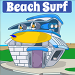 Beach Surf Escape game