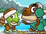 Dino Ice Age game