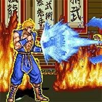 play Double Dragon Battle