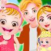 play Enjoy Baby Hazel Family Picnic