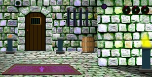 play Escapetoday Mystery Fort Escape 3