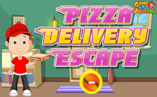 play Pizza Delivery Escape