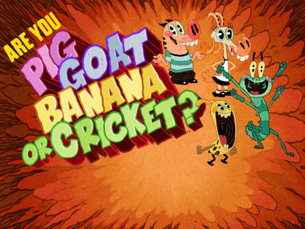 Pig Goat Banana Cricket: Are You Pig, Goat, Banana, Or Cricket? game