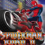 play Spiderman Road 2