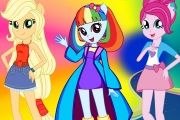 play Equestria Girls: Summer Break Game