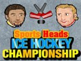 play Sports Heads: Ice Hockey Championship