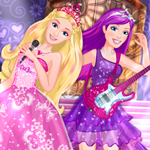 play Barbie Princess And The Popstar
