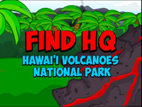 play Find Hq: Hawaii Volcanoes National Park