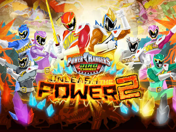 play Power Rangers Dino Charge: Unleash The Power 2