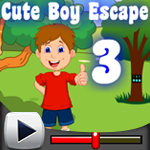 play Cute Boy Escape 3 Game Walkthrough