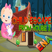 Child Escape From House 2