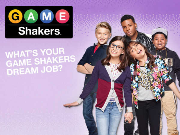 Game Shakers: What'S Your Game Shakers Dream Job? game