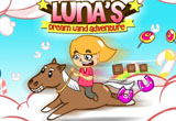 Luna Horse Riding game