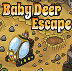 play Baby Deer Escape