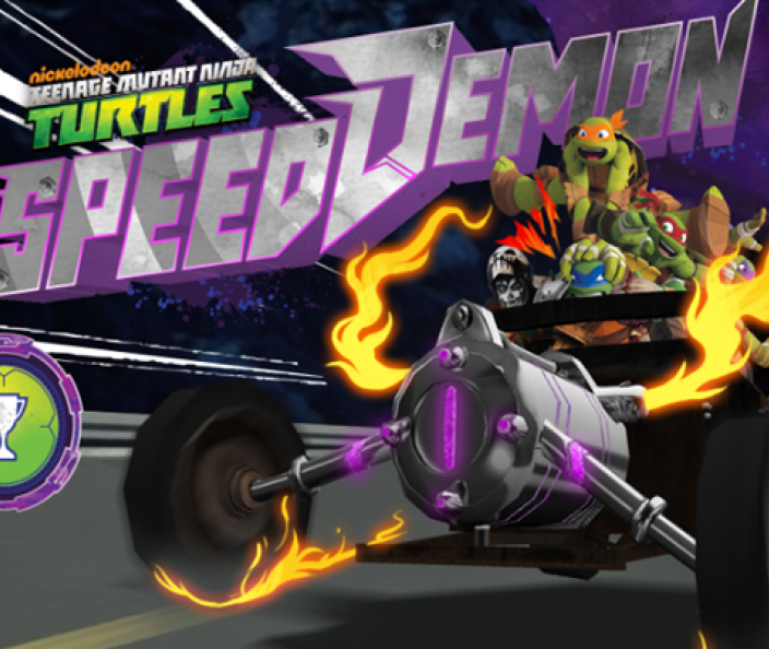 Teenage Mutant Ninja Turtles Speed Demon game