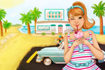 Maryellen Seaside Diner Hop game