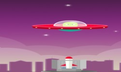 Alien Defender game
