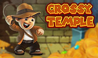 Crossy Temple game