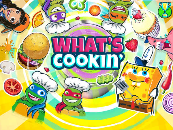 Nickelodeon: What'S Cookin' game