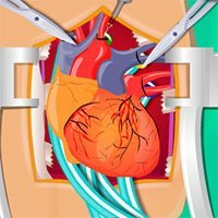 Heart Surgery Simulation game