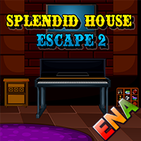 play Splendid House Escape 2