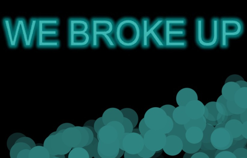 We Broke Up game