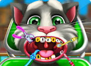 Talking Tom Dentist Appointment game