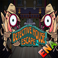 play Detective House Escape 2