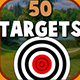 50 Targets game