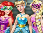 Princess Cinderella Enchanted Ball game