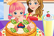 Cooking With Mommy game
