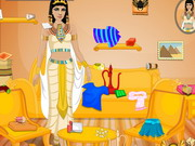 Queen Cleopatra Room Cleaning game