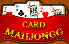 Card Mahjongg game