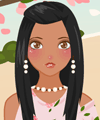 play Flowered Outfits Design Game