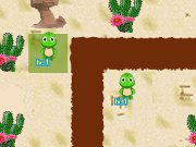 Turtle Defense game