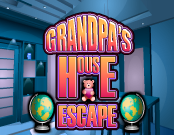 Grandpa'S House Escape game