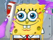 play Spongebob Squarepants Eye Doctor