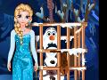 play Elsa Prison Escape