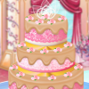 play Play Elsa Wedding Cake