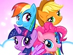 Which My Little Pony Character Are You Game game