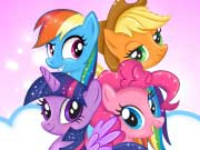 play Which My Little Pony Character Are You?
