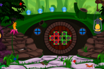 play Rabbit In Hobbit House Escape