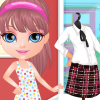 play Enjoy Baby Barbie Back To School