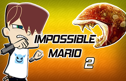 Impossible Mario 2 game